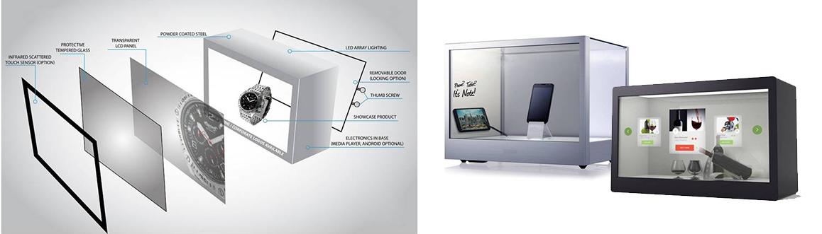 LCD Show Box